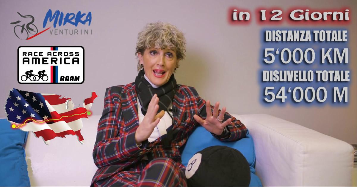 Intervista a Mirca Venturi: Ultracycler Italiana alla RAAM.ni