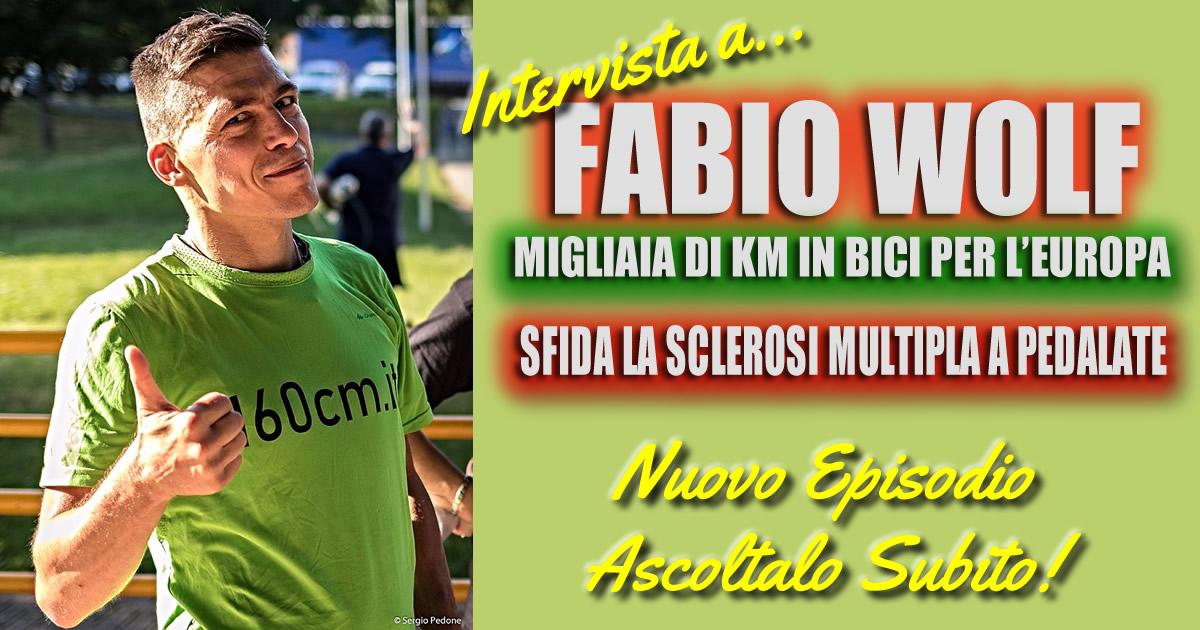 Intervista a Fabio Wolf