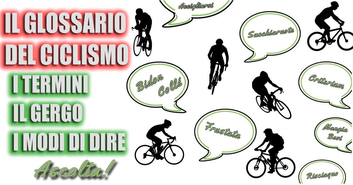 Glossario Ciclismo