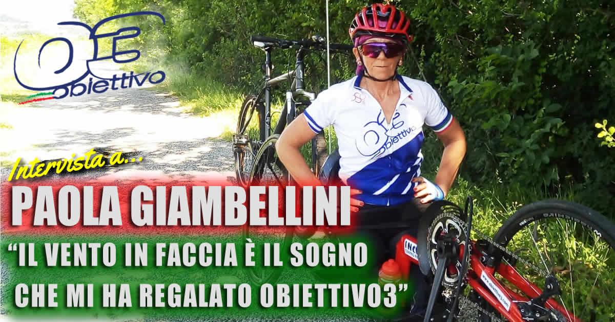 Paola Giambellini Obiettivo3